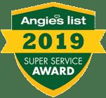 angies list award 2018 always green carpet cleaner